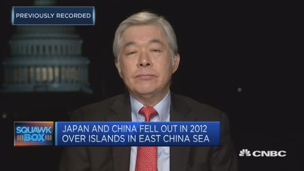 Economic 'self interests' are driving both Japan and China to improve relations: expert