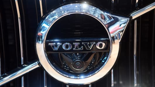 Volvo is the latest business to take an interest in FreeWire.