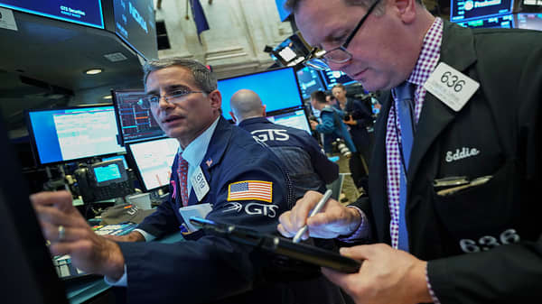 Stocks poised for rebound after market rout