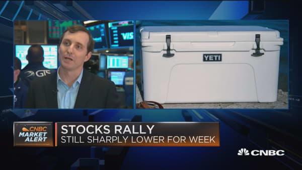 Yeti CEO Matt Reintjes on IPO