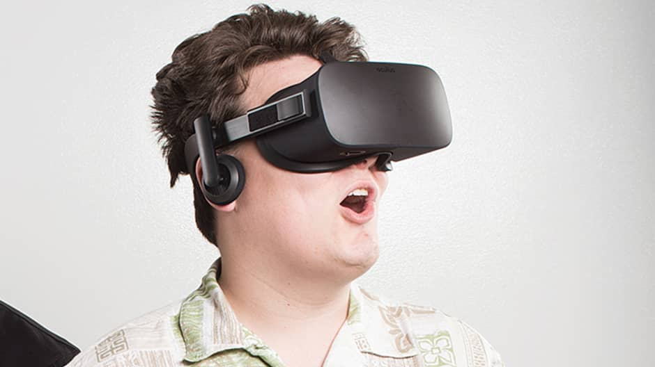 The three things Palmer Luckey splurged on when Facebook bought Oculus for $2 billion