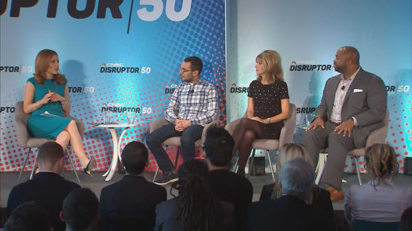 Disruptor 50 Roadshow: Philly's Got Talent - Competing with Silicon Valley