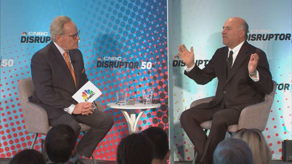 Disruptor 50 Roadshow: A conversation with Kevin O'Leary