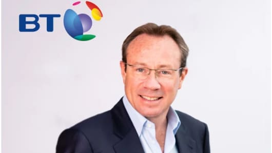 Philip Jansen appointed as the new Chief Executive of BT.