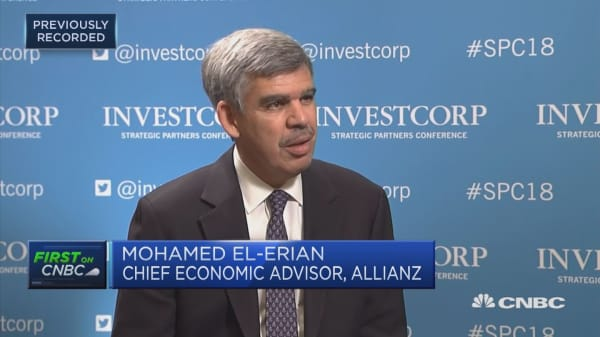 Markets are seeing a transition in regimes: Allianz strategist
