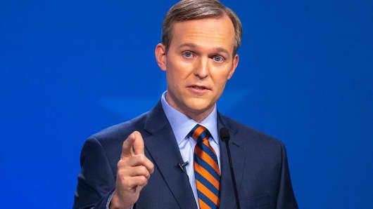 Salt Lake County Mayor Ben McAdams