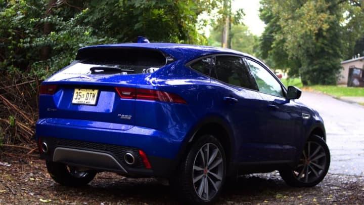 Jaguar >> The 2018 Jaguar E Pace Is A Small But Luxurious Compact Cross Over