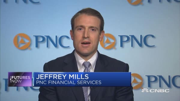 This sell-off is a 'reality check' for investors: PNC's Jeff Mills