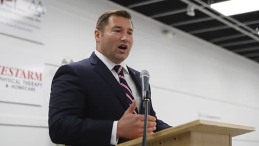 Guy Reschenthaler Republican Pennsylvania State Senator from the 37th district.