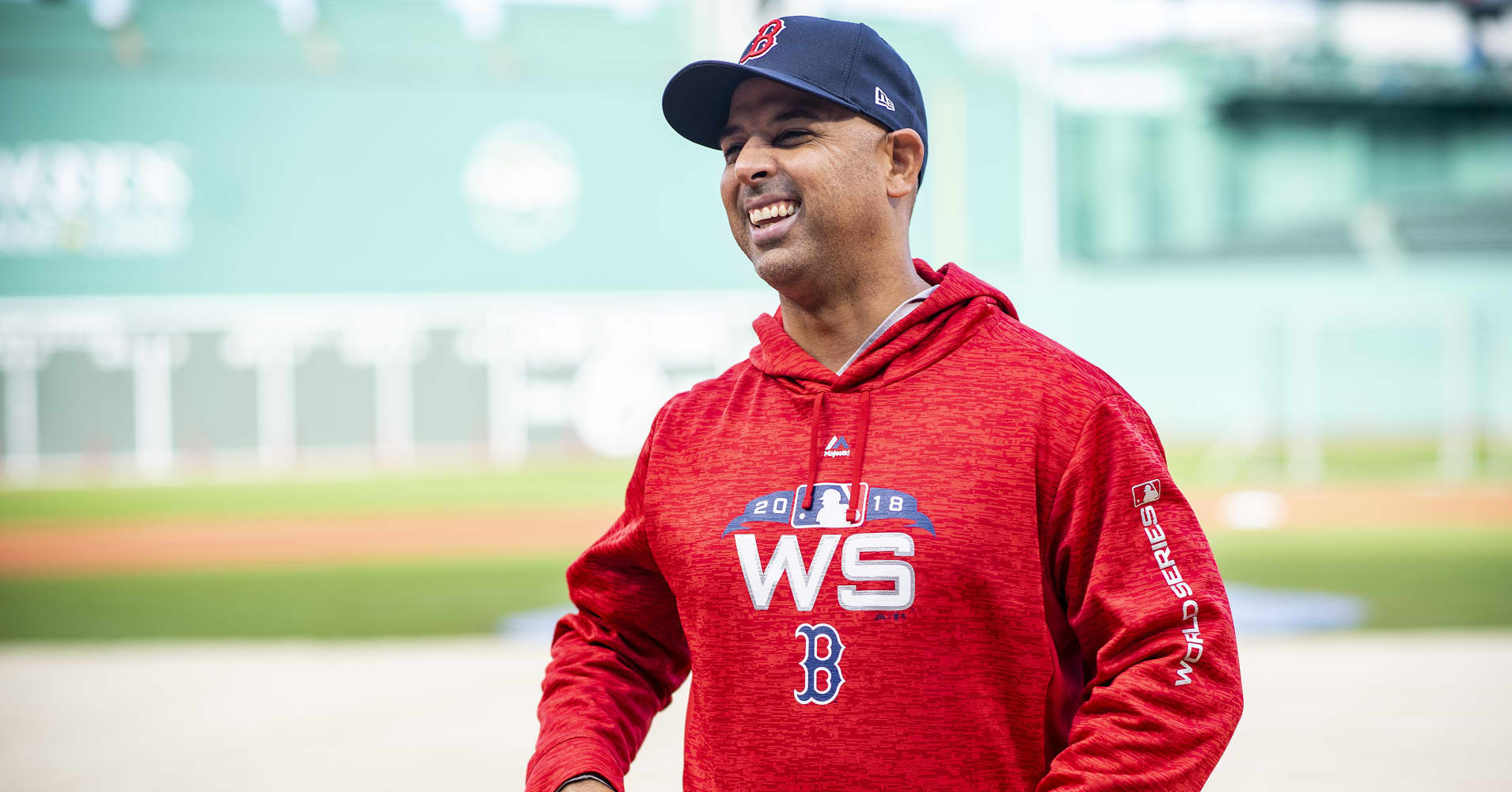 Red Sox manager Alex Cora's contract