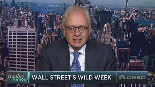 Ed Yardeni is feeling déjà vu about this market sell-off — here's what he sees next