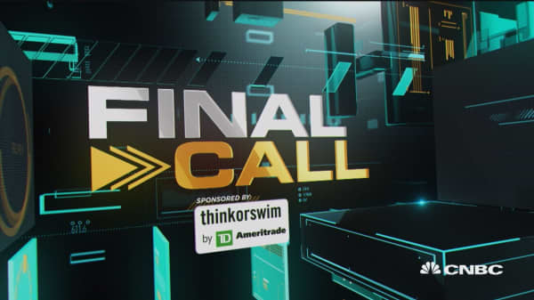 The Final Call: AAPL & FB
