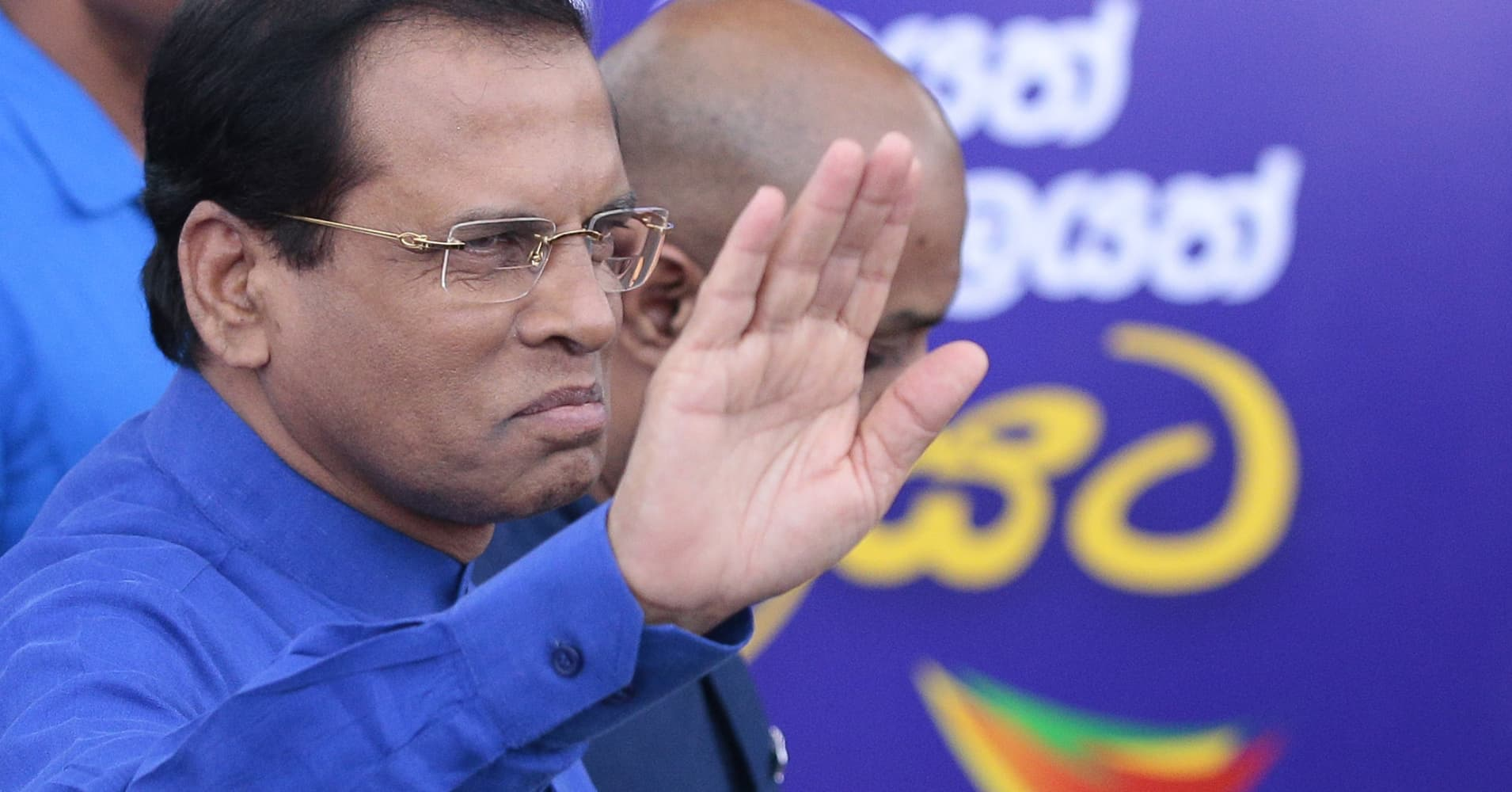 Sri Lanka's president to reconvene parliament