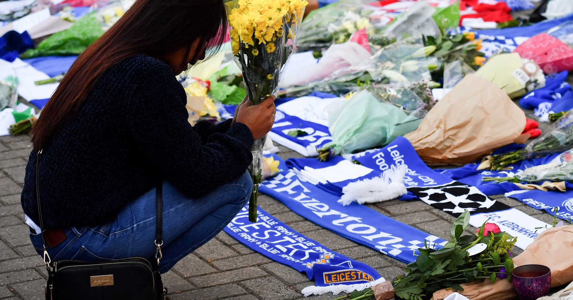 Leicester City soccer club owner Vichai killed in helicopter crash