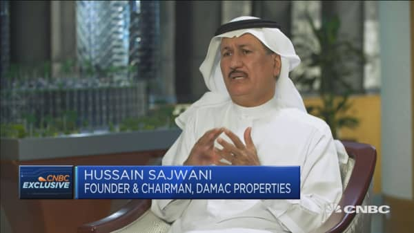 Damac chairman: Dubai always benefited from the instability in the region