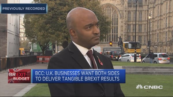 UK is missing skills across the board, BCC economist says