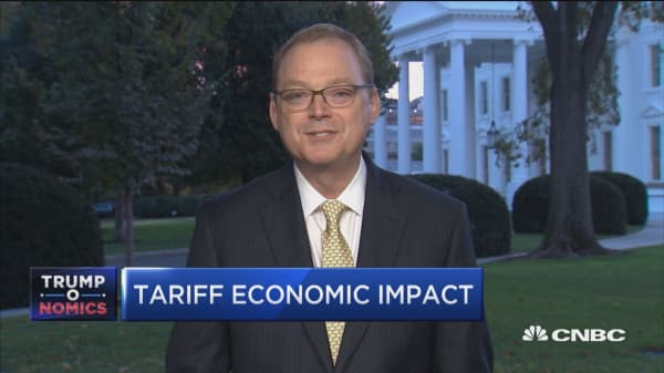 CEA's Hassett on GDP and economic health