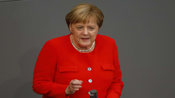 Angela Merkel: I will not seek political posts after 2021