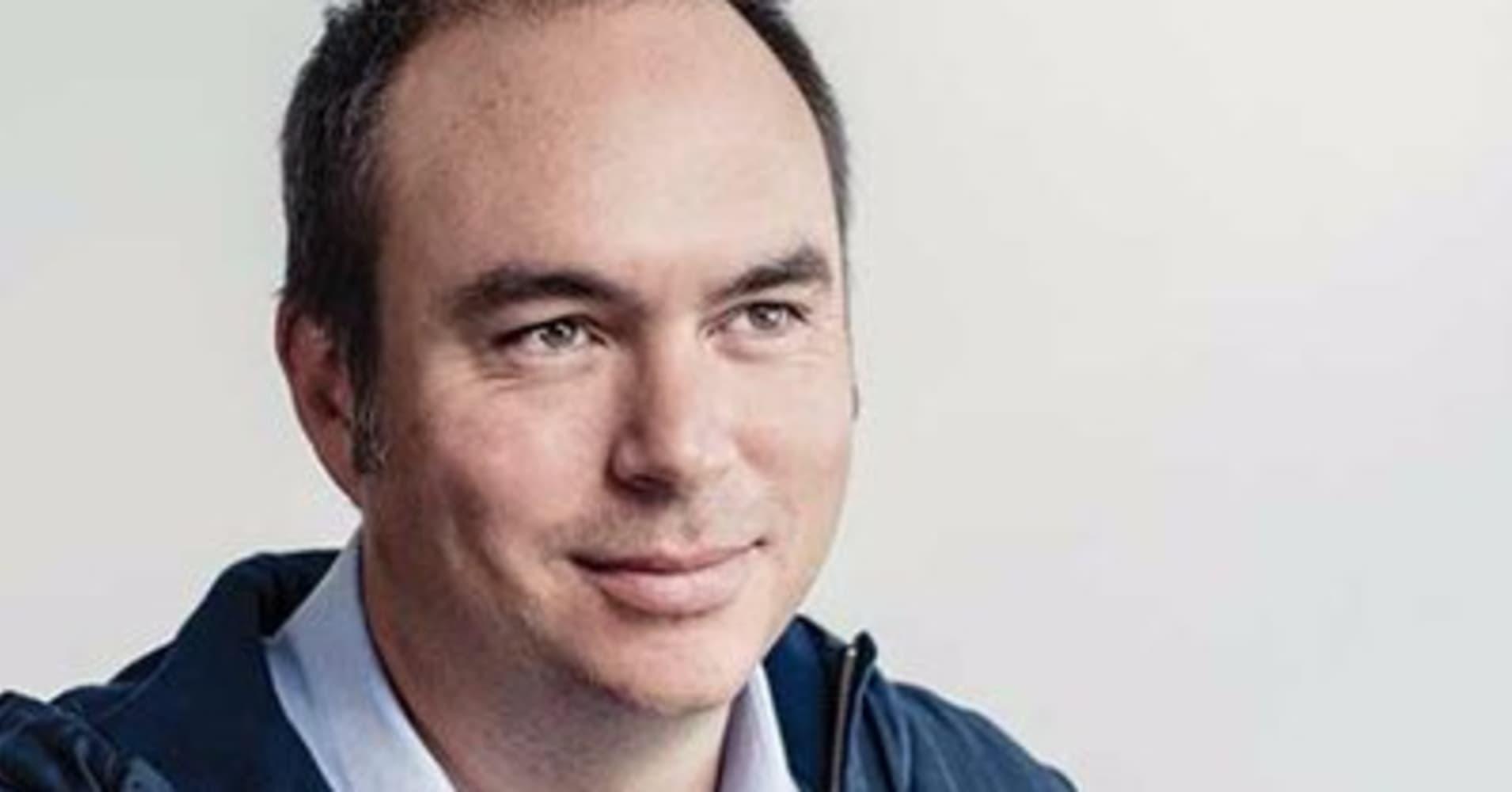 Stephane Kasriel    Upwork President & CEO.