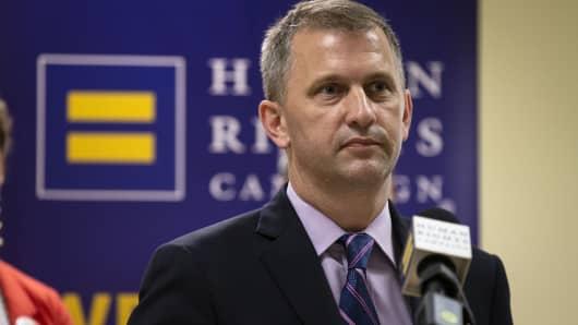 Sean Casten Democratic candidate for Illinois' 6th Congressional District.