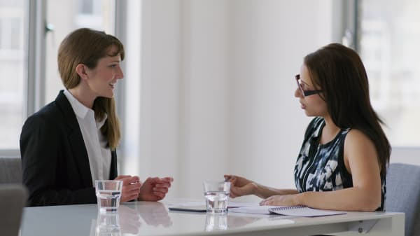 Suzy Welch: What to say when a job interviewer asks,