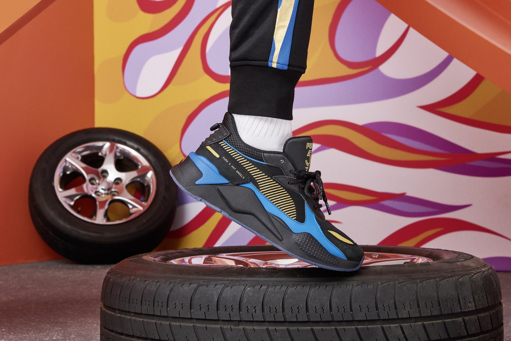 Puma debuted  130 Hot Wheels sneakers — check them out 3d29ab0d9