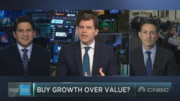 The growth vs. value debate rages on – here's what to buy now