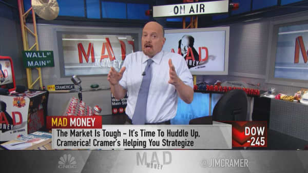 Market reminds Jim Cramer of the worst declines he's seen