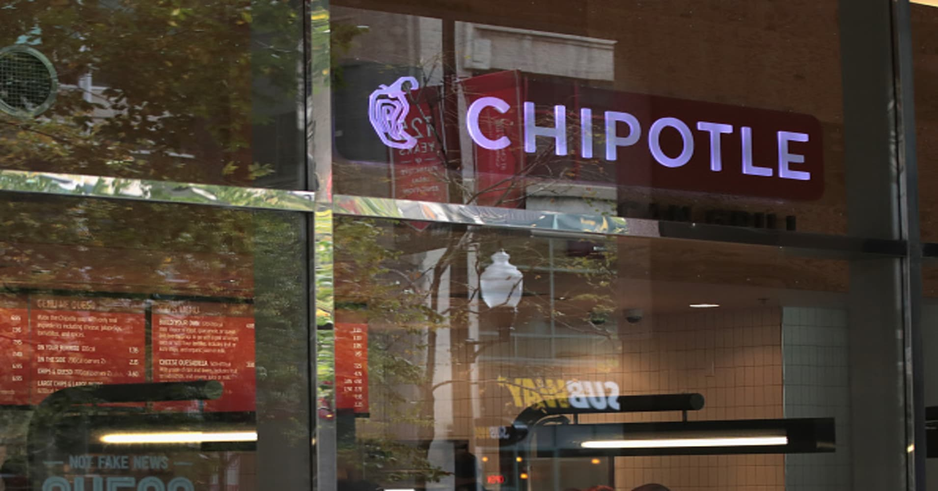 Chipotle CEO on digital strategy for food