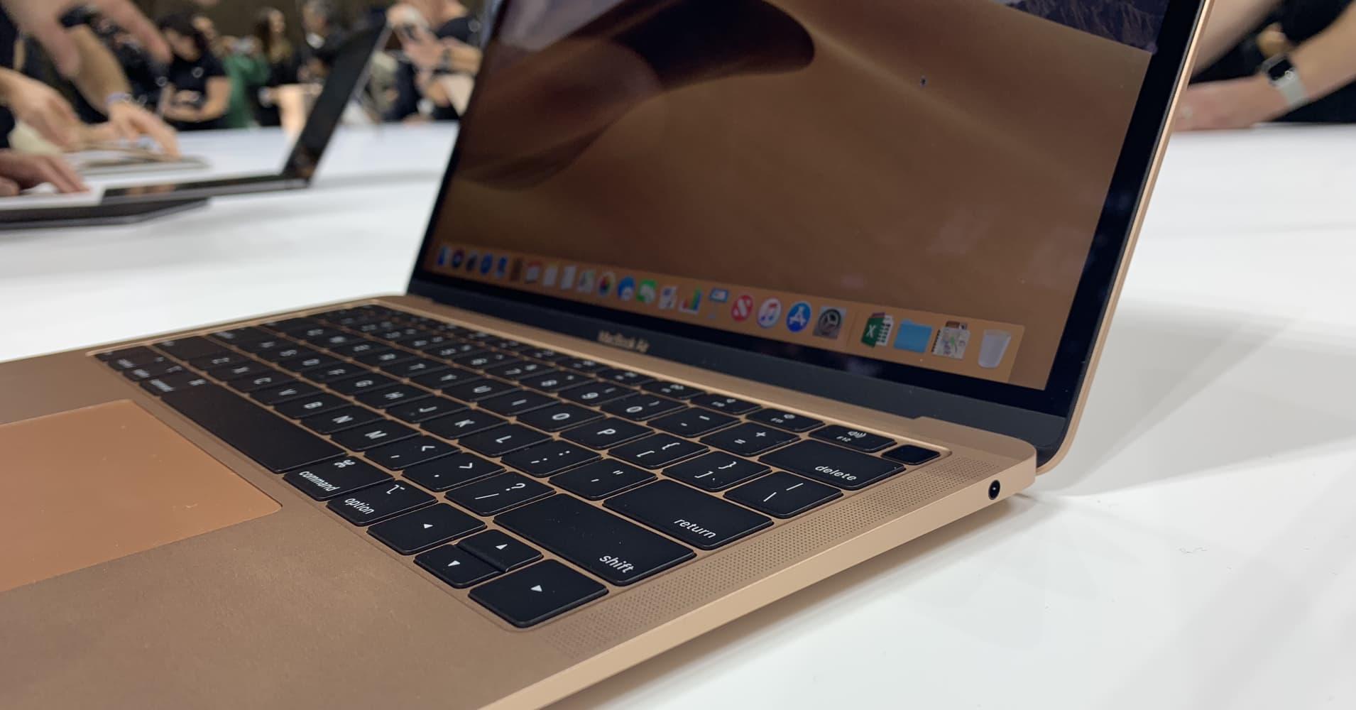 Macbook Air First Impressions