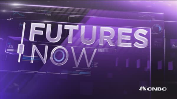 Futures Now: Crude gets crushed