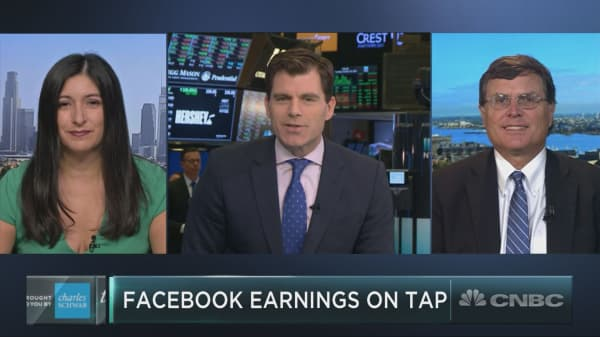 Facebook reports earnings after the bell – here's what to expect
