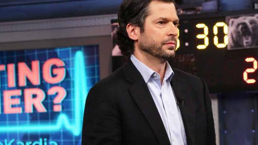 Tassos Gianakakos, CEO, MyoKardia