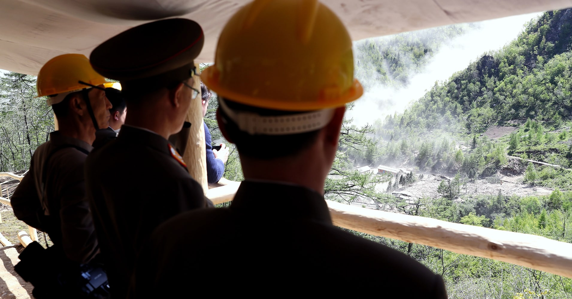 North Korea is reportedly preparing nuclear and missile sites for international inspectors