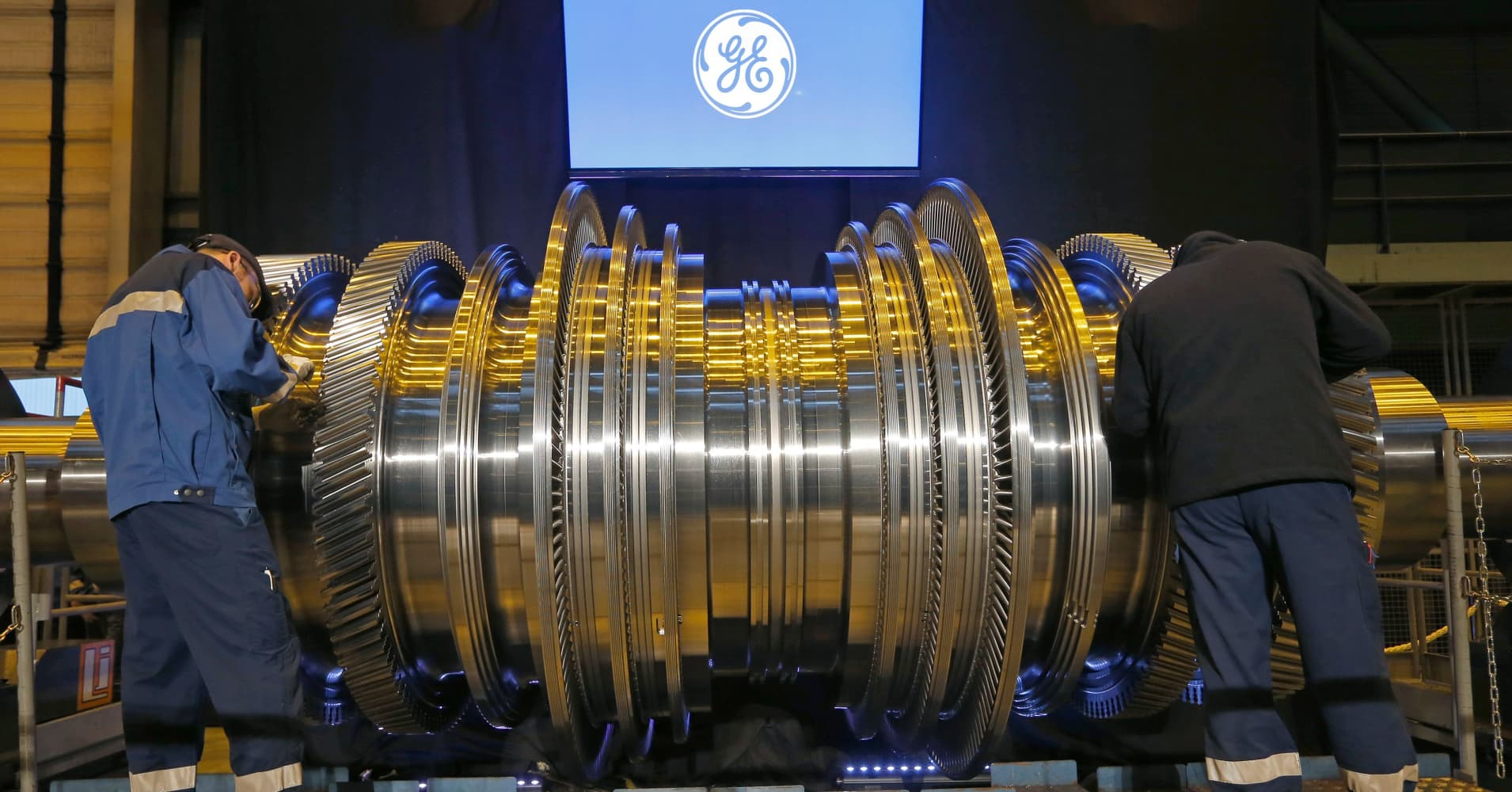 GE details new structure of power business