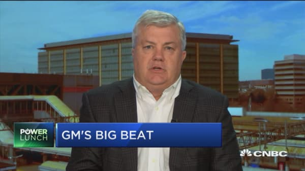 Here's what's driving the growth in GM's North America sales: Analyst