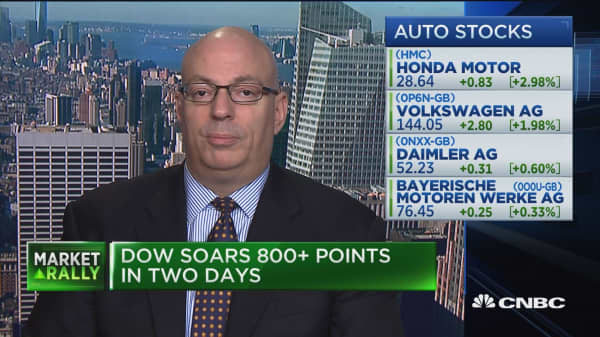 GM has best car lineup and CEO in history, says Tigress Financial Partners' Feinseth