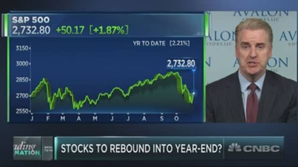 Market bull says stocks will recoup correction losses, rally to fresh highs this year