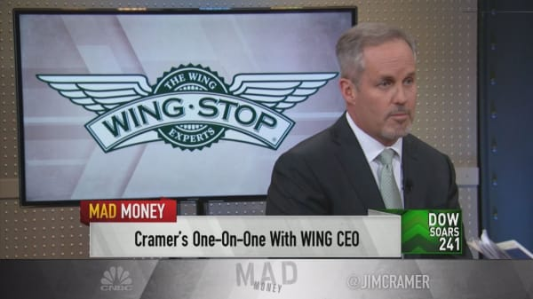 Where Wingstop's CEO sees the company going next
