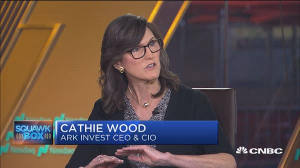 Ark Invest's Cathie Wood on the tech wreck and recovery