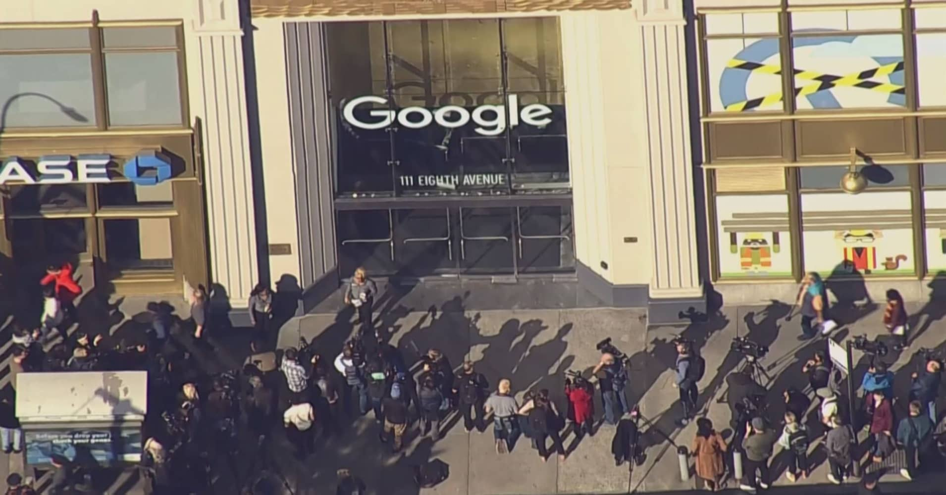 Google CEO on employee walkouts: 'Moments like this show that we didn't always get it right'