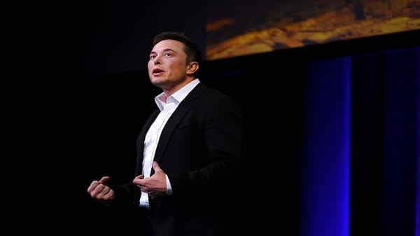 Elon Musk says he probably wouldn't take Saudi money