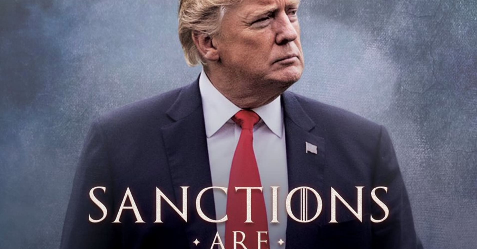 "HBO criticizes Trump's 'Game of Thrones' tweet which used ""Game of Thrones"" imagery and language to promote sanctions against Iran; ""We were not aware of this messaging and would prefer our trademark not be misappropriated for political purposes"""