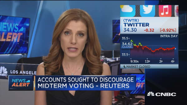 Twitter reportedly deletes more than 10,000 automated accounts