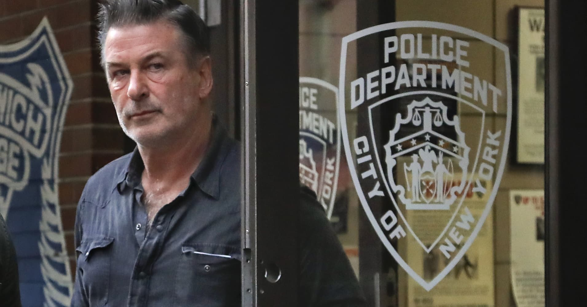 Alec Baldwin arrested in New York parking spot punch-out; Trump says, 'I wish him luck'