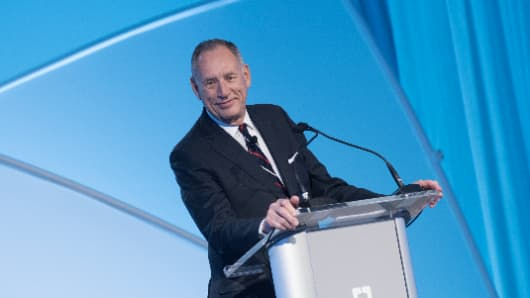 Toby Cosgrove, former CEO of the Cleveland Clinic, now an advisor to Google's cloud business