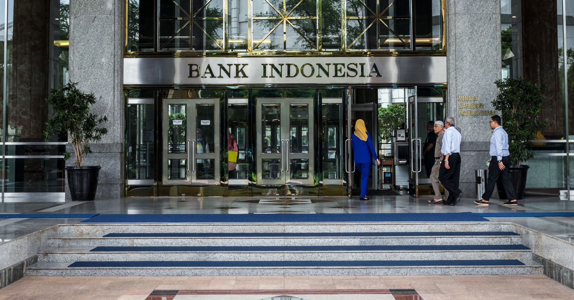 Fed's rate pause is an 'opportunity' for Indonesia to spur growth, says its finance minister
