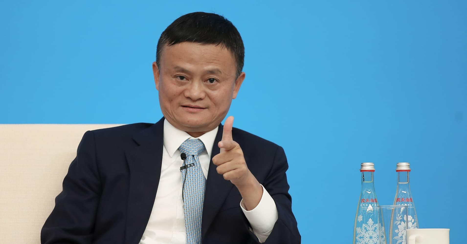 Alibaba founder Jack Ma is a Communist Party member: China state media