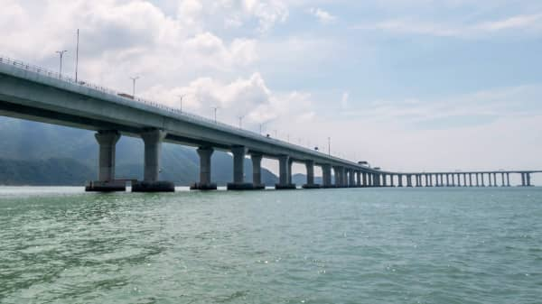 The Greater Bay Area: Bridging Hong Kong, Macau and mainland China