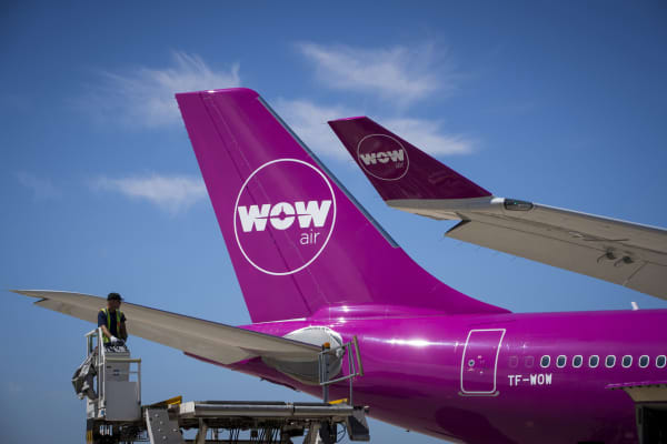 Iceland's low-cost airline Wow Air just collapsed